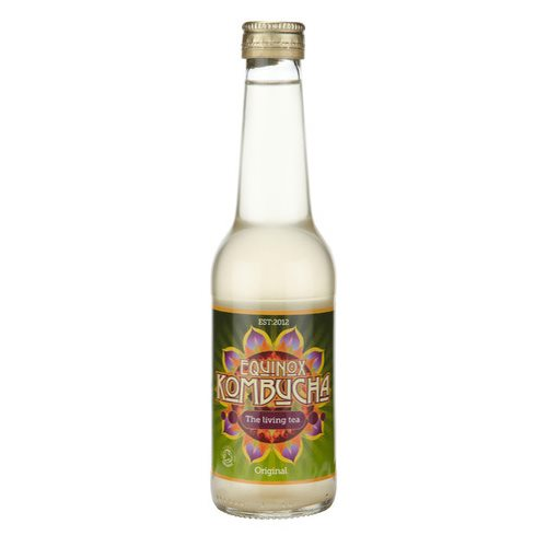 Image of   Kombucha te Raw Original Ø