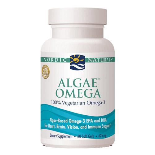 Image of   Algae Omega 3 60kap Nordic Naturals