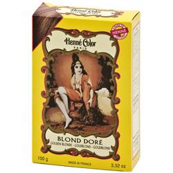 Image of   Henna pulver gyldenblond 100gr