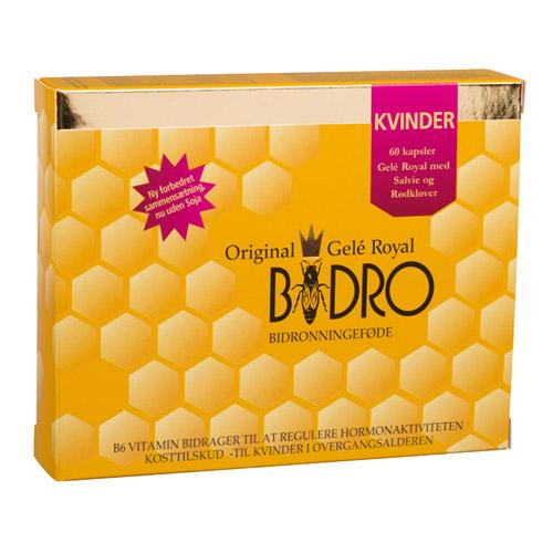 Image of   Bidro til kvinder 60 kap