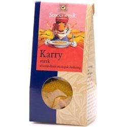 Image of   Karry stærk 35 gr Økologisk Sonnentor