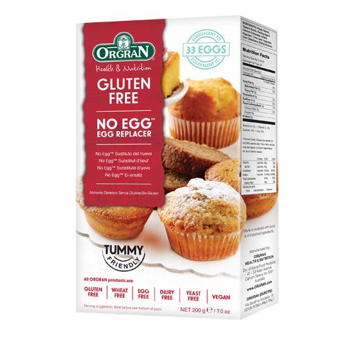 Diverse glutenfri