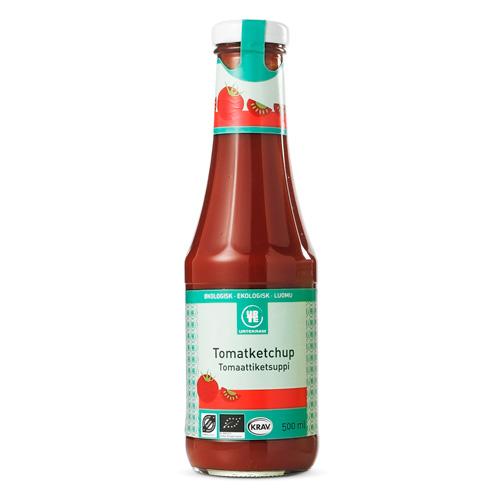 Ketchup økologisk 500 gr fra Urtekram