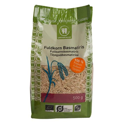 Basmati brune ris Himalaya Økologisk FairTrade 500 gr