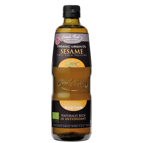 Sesamolie Fairtrade 500ml Emile Noel