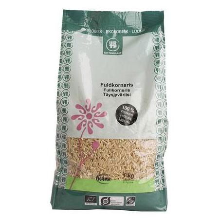 Ris lange Økologisk 1000 gr fra Urtekram