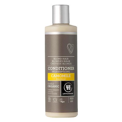 Image of   Kamille hårbalsam økologisk 250 ml fra Urtekram