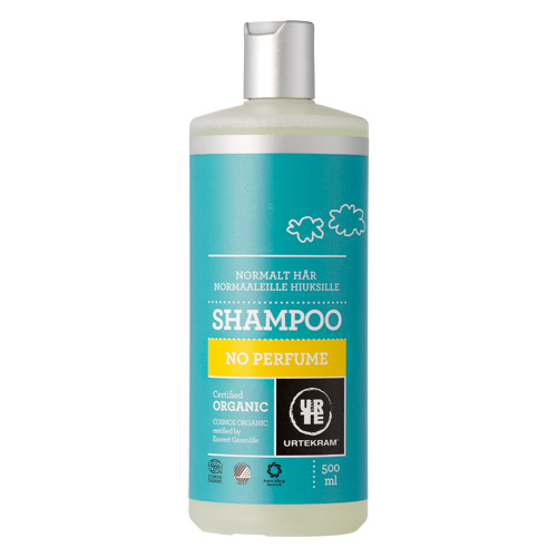Image of   Shampoo no perfume Urtekram (500ml)