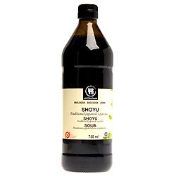 Shoyu økologisk 750 ml fra Urtekram