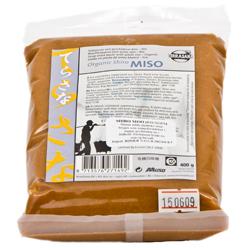Shiro Miso (ris/soja) 400 gr fra Rømer