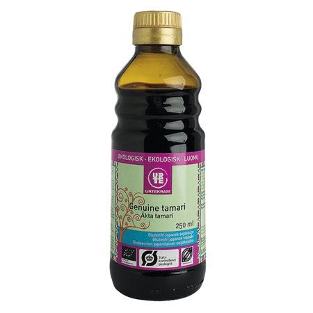Tamari Genuine Glutenfri økologisk 250 ml