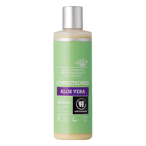 Aloe Vera hårbalsam økologisk 250 ml
