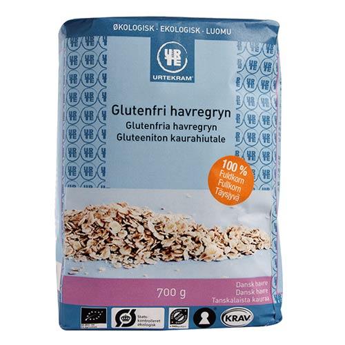 Image of Havregryn glutenfri 700gr Urtekram