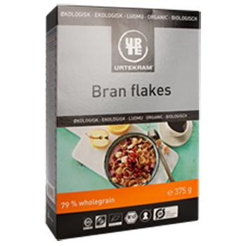 Image of   Branflakes økologisk 375 gr fra Urtekram