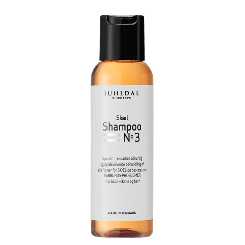 Image of   Juhldal skælshampoo no. 3 (100ml)