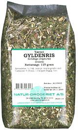 Image of   Gyldenris 115 gr fra Naturdrogeriet
