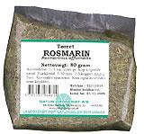Image of   Rosmarin 80 gr fra Naturdrogeriet