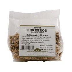 Image of   Burrerod 100 gr fra Naturdrogeriet