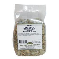 Image of   Løvefod 50 gr fra Naturdrogeriet