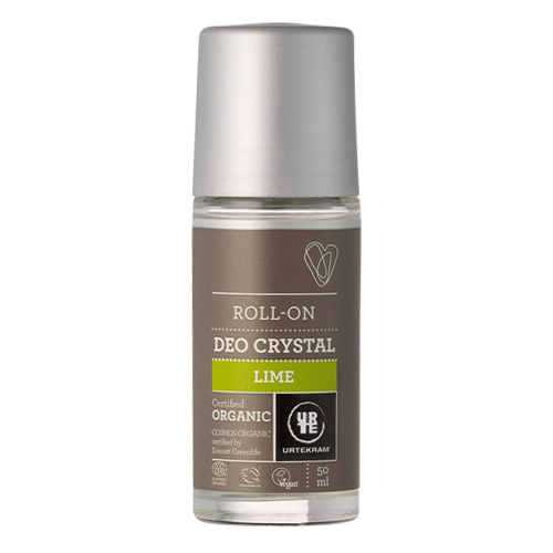 Image of   Deo Crystal Lime 50 ml fra urtekram