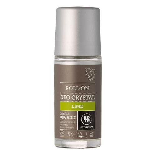 Deo Crystal Lime 50 ml fra urtekram
