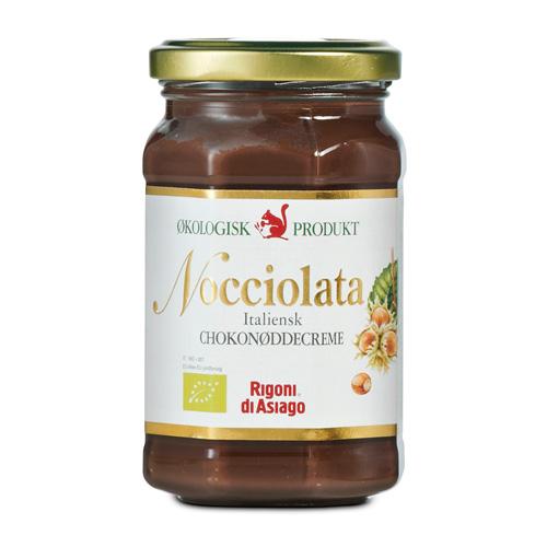 chokonøddecreme økologisk 270gr fra Rigoni di asiago