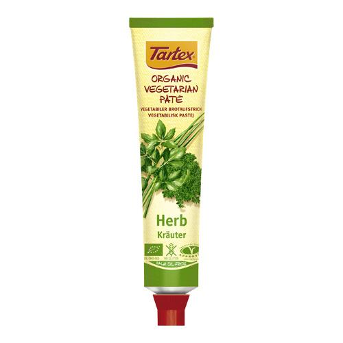 Tartex med urter i tube økologisk 200 gr fra Rømer
