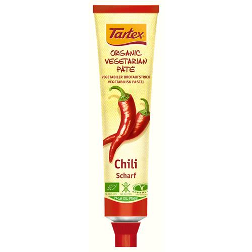 Image of Tartex med chilli i tube økologisk 200 gr
