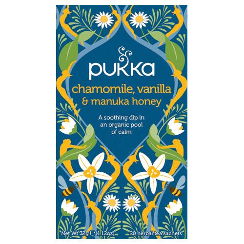 Golden Chamomile te Økologisk 20 br fra Pukka
