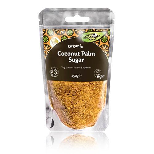The Raw Chocolate Company palmesukker fra Helse Helse