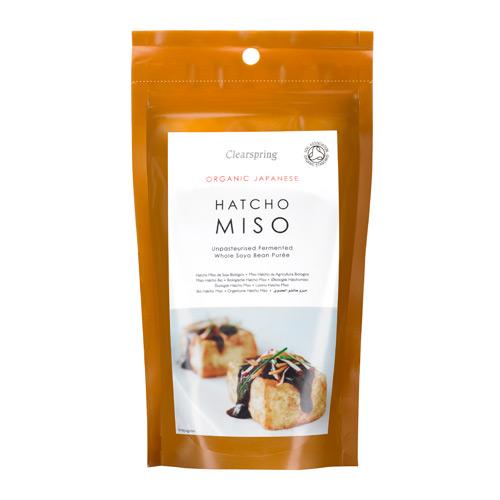 Miso Hatcho (soya) økologisk 300gr fra Clearspring