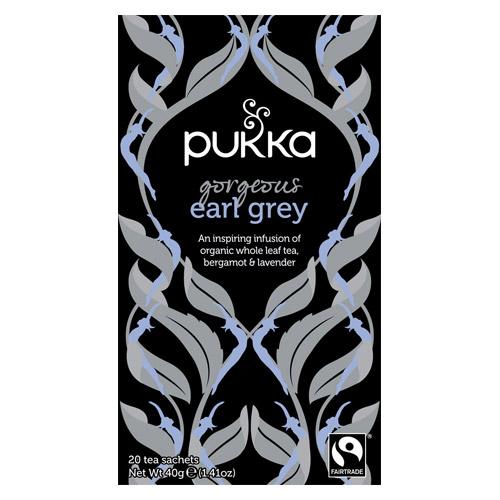 Image of Gorgeous Earl Grey te 20br Pukka