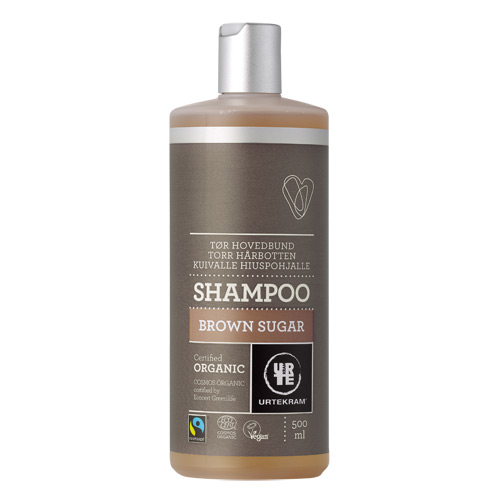 Brown Sugar shampoo økologisk 500 ml
