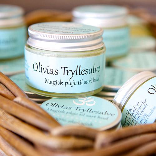 Image of Olivias tryllesalve til sart hud 50ml
