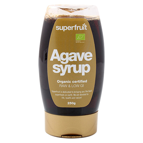 Image of Agave sirup mørk raw 250gr Superfruit