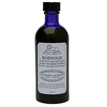 Bodyolie Løvegal 100 ml