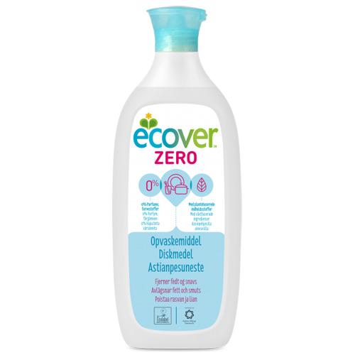 Tilbud på Opvask Zero koncentreret 500ml fra Ecover