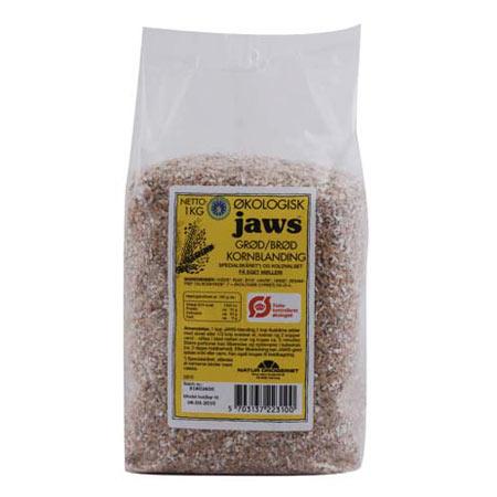 Jaws Sundhedskost Økologisk 1000 gr