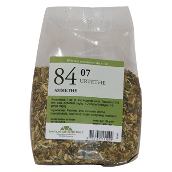 8407 Amme the 125 gr fra naturdrogeriet