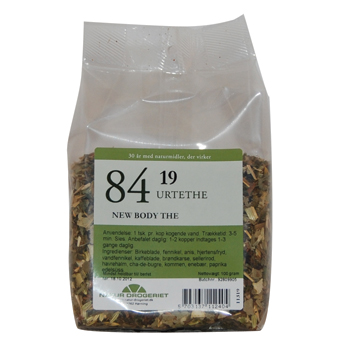8419 New body the 100 gr fra Naturdrogeriet