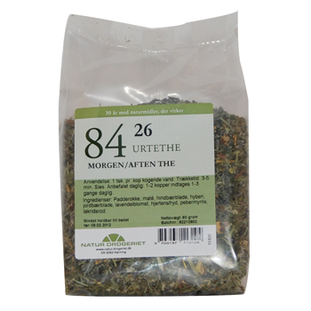 Image of   8426 morgen og aften the 80gr fra Naturdrogeriet