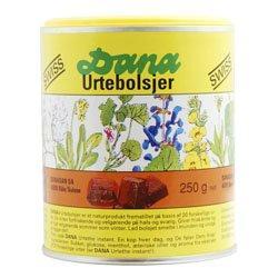 Image of Urtebolsjer 250 gr fra Dana Schweiz