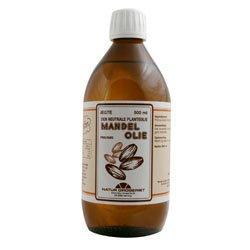 Image of Mandelolie fed-sød 100 ml fra Natur Drogeriet