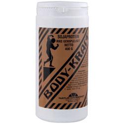 Image of   Body Kraft 81% sojaprotein 400 gr