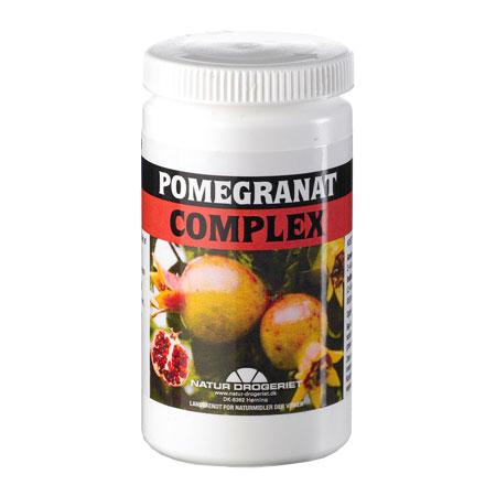Image of Pomegranat Complex kapsler 90kap fra Naturdrogeriet