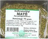 Image of   Mate 70 gr fra Naturdrogeriet