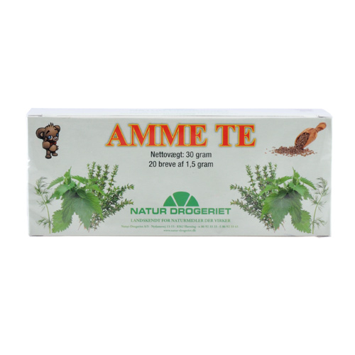 Image of 8407 Amme the i breve 20 stk fra Naturdrogeriet