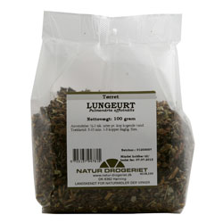 Lungeurt 100 gr fra Naturdrogeriet