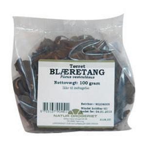 Image of   Blæretang 100 gr fra Naturdrogeriet
