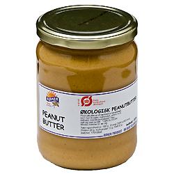 Peanut Butter økologisk 500 gr fra Rømer